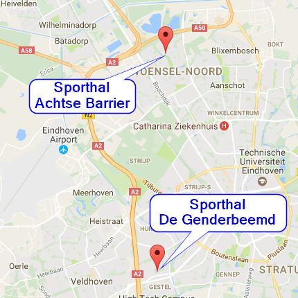 Sporthallen BCEindhoven