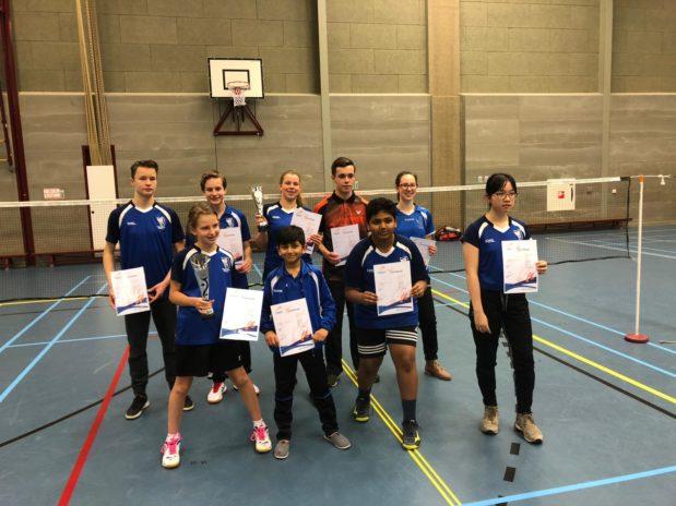Jeugdteams BCEhv U17 en U13 ook Brabants Kampioen